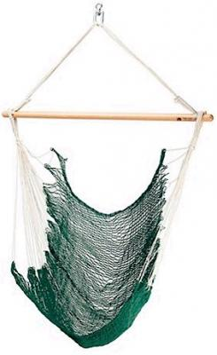 Quality Hammock Source Hammock Chair, Green
