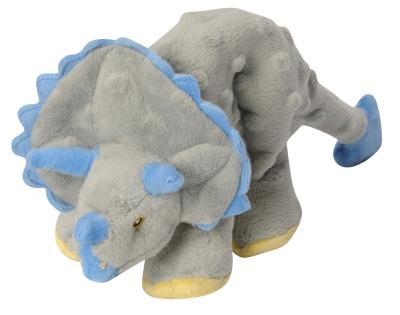 Godog Baby Triceratops Dog Toy