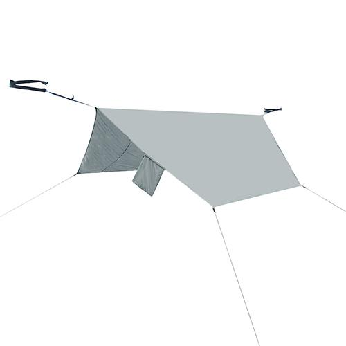 Rainfly for Double Hammock - grey