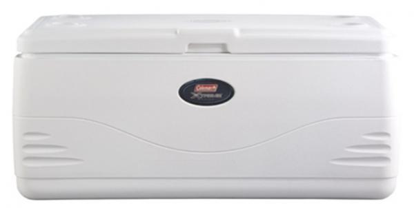 Coleman 150 Qt. Marine Cooler, White