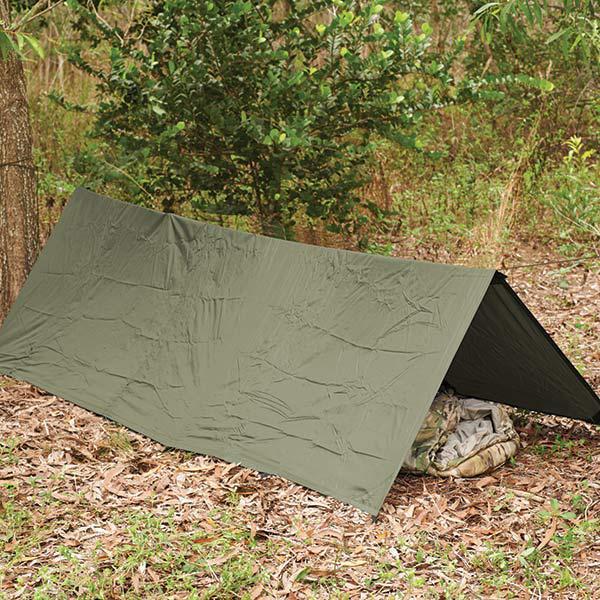 SnugPak Stasha Tactical Shelter, Olive