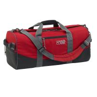 "Lewis N Clark Duffel Bag 12"" x 24"" Red"