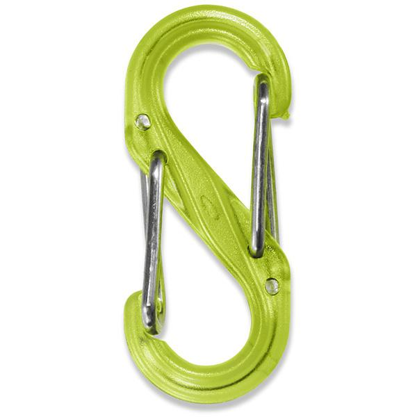 S-Biner Plastic, Size #2, Translucent Lime