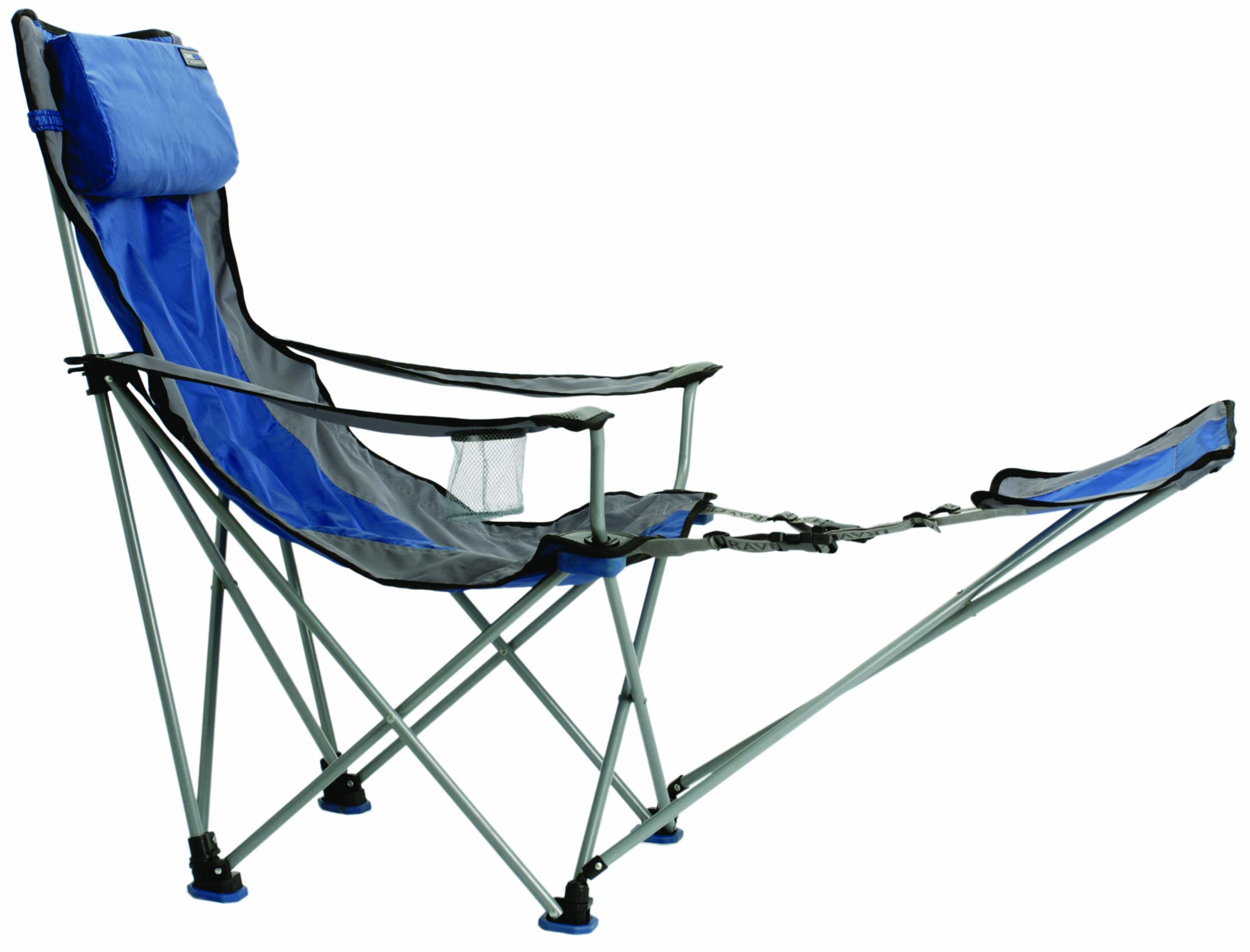 Chair Big Bubba Folding Outdoor Chair Blue