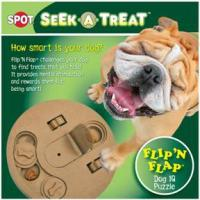 Seek A Treat Flip/flap Game
