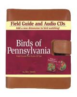 Adventure Publications Birds of Pennsylvania Field Guide/CDs Set
