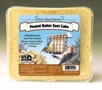 Pine Tree Farms 3 Pound Suet Peanut Butter Cake