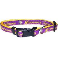 Minnesota Vikings NFL Dog Collar - Small