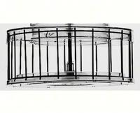 Songbird Essentials All Weather Bird Feeder Squirrel Cage