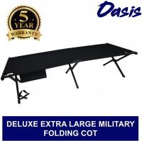 Oasis Deluxe extra Large Military Cot