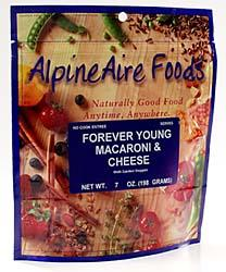 Alpine Aire Forever Young Mac & Cheese