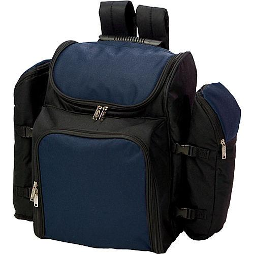 Picnic Plus Tandoor 4 Person Backpack - Navy