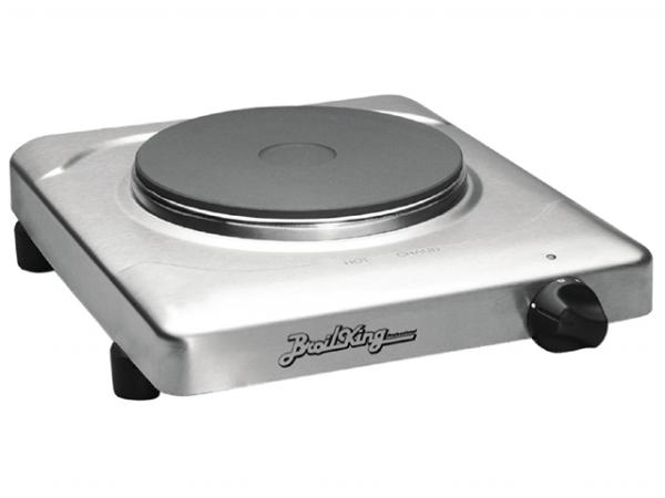 BroilKing Professional Cast Iron Range - Stainless