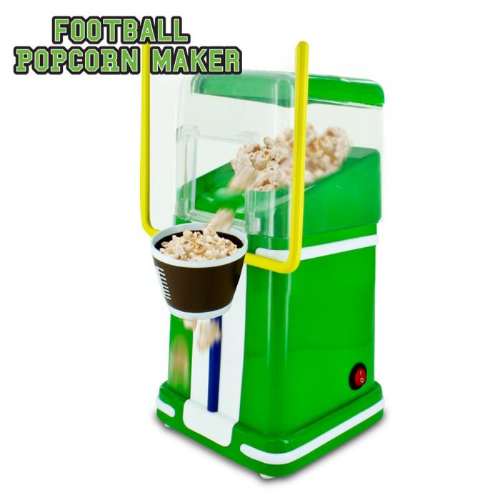 Smart Planet Goal Post Football Popcorn Popper