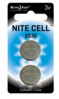 Nite-ize Nite Cell, 2032 Batteries, 2 Pack