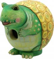 "Songbird Essentials Turtle ""Gord-O"" Birdhouse"