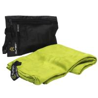 Outgo Microfiber Towel, 35 x 62 in., OG Green
