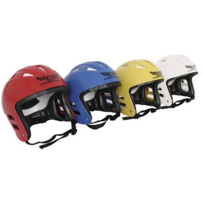 Cascade Helmets Cascade Full Ear Large Red