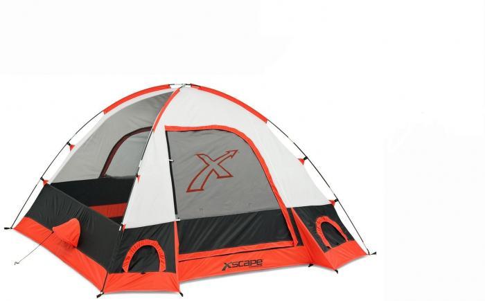 """Xscape Designs """"Torino 3"""" - 3 Person Dome Tent"""