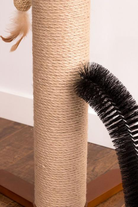 Merry Products Purfect 3-in-1 Scratcher Post