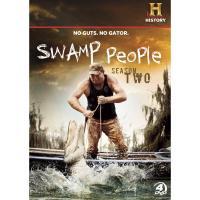 A & E Networks Swamp People, Season Two DVD Set