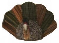 Brushart Turkey Grey 7 inch