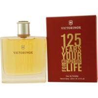 Victorinox 125 Years By Victorinox Eau De Toilette Spray 3.4 Oz for Men