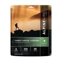 Three Cheese Lasagna Serves 2