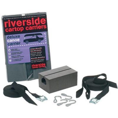Riverside Cartop Carriers Deluxe Cartop Canoe Carrier