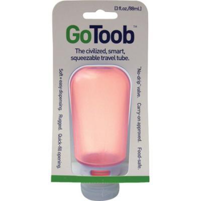 Human Gear Gotoob Liquid Transport Tube, Small, Hot Pink