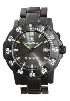 Smith & Wesson SWW-45M S.W.A.T. Watch, Back Glow, Metal Band