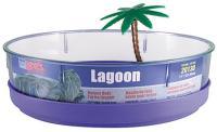Turtle Lagoon Oval 11x8x3