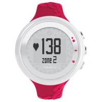 Suunto M2 Women's Watch, Fuchsia w/ Soft Textile Heart Rate Belt