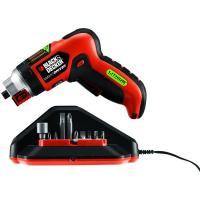 Black & Decker LI4000 Lithium Screwdriver With Screw Holder