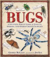 Random House Bugs (Pop Up Book)