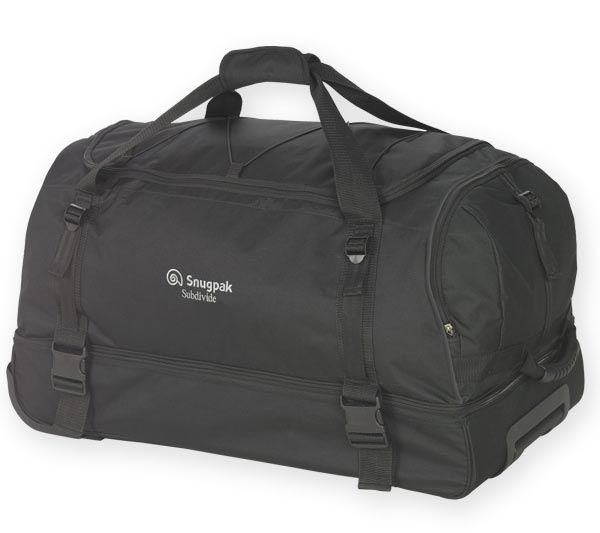 SnugPak Subdivide Black