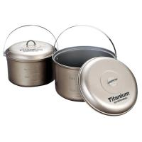 Titanium Nonstick 5.8 Liter With  Handle