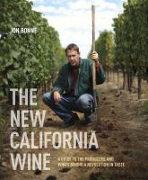 Random House The New California Wine