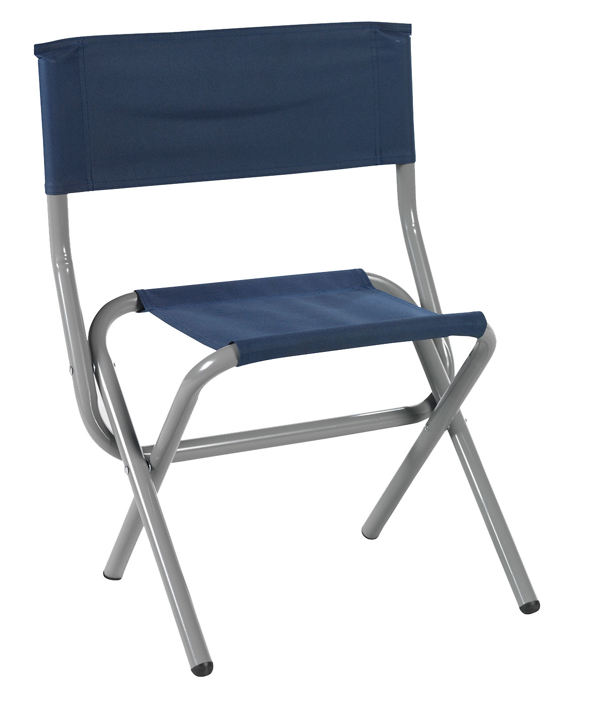 Blantex Folding Camping Chair Blue 2 Pack
