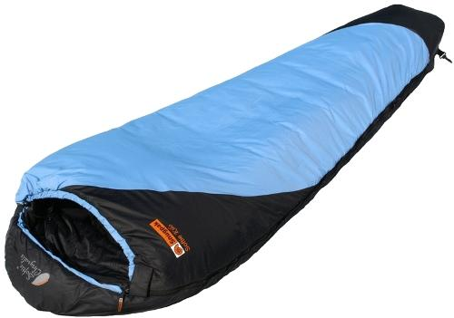 SnugPak Softie Chrysalis Kilo Blue Full Zip RH Sleeping Bag
