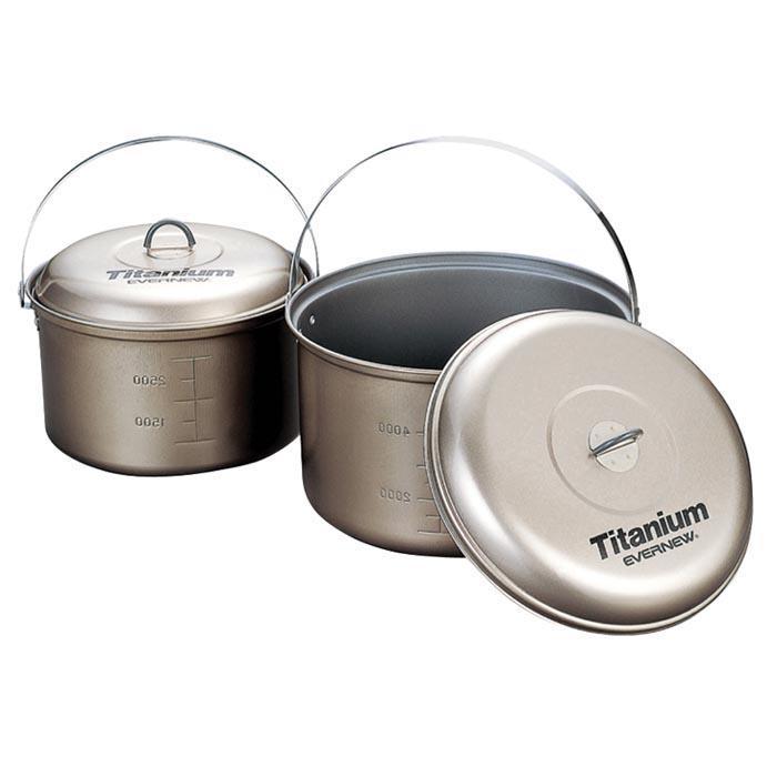 Titanium Nonstick 5.8 Liter With  Handle