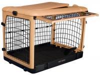 """Pet Gear 42"""" The Other Door Steel Crate"""