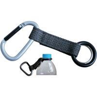 Munkees 8mm Carabiner with Compass Strap