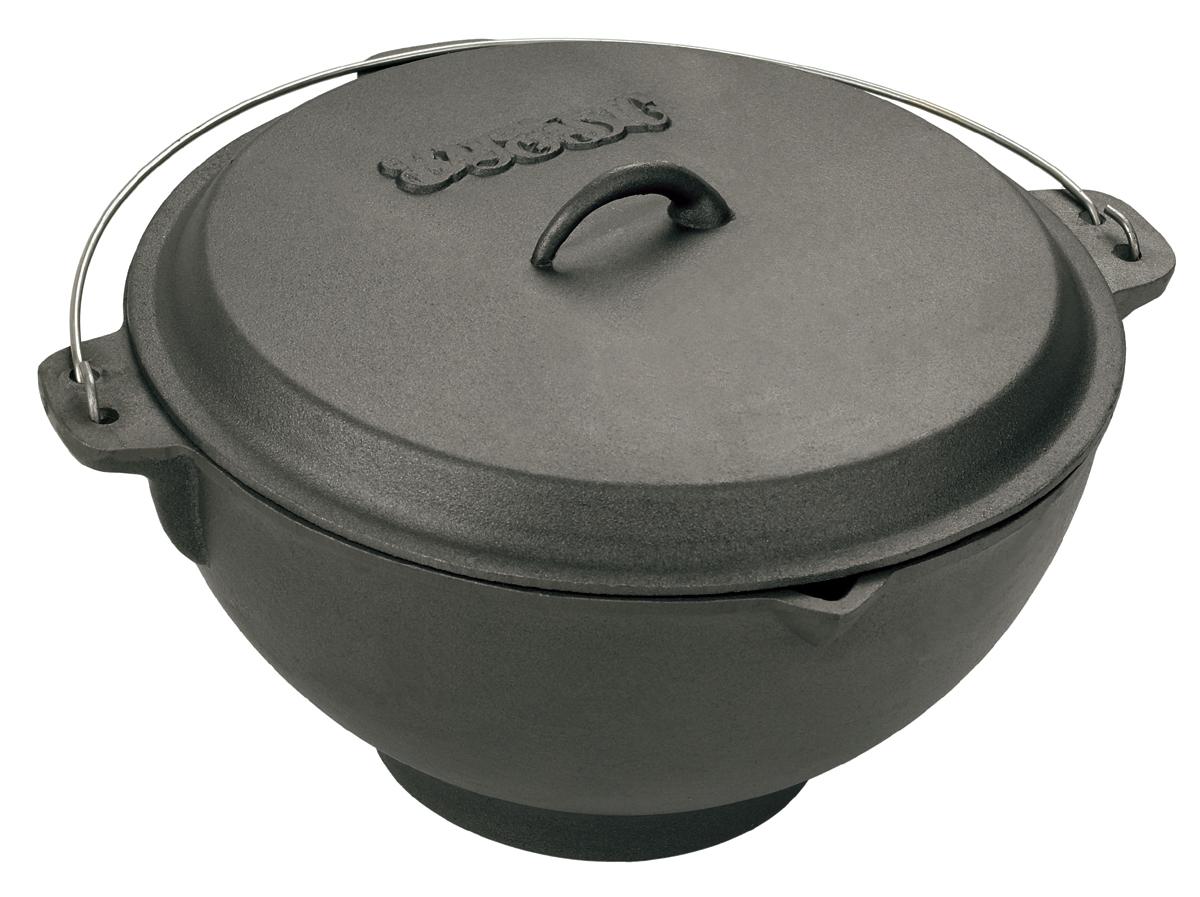 Bayou Classic 2 75 Gallon Cast Iron Jambalaya Pot