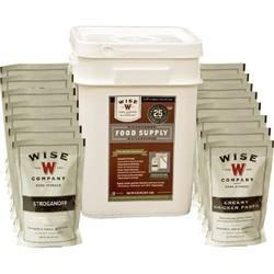 Freeze Dried Food by Wise Foods