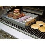 Stainless Steel Griddle for BBQ Grills by Little Griddle