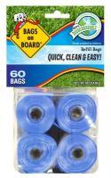Bramton Bags On Board Refill - 60 Bags