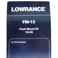 Lowrance Flush Mount f/HDS Series