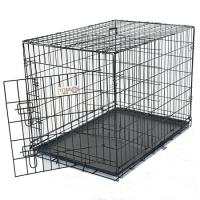 Large Single Door Dog Crate