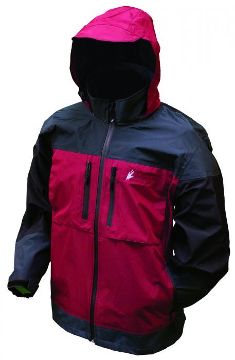 Frogg Toggs Anura Medium 3-Tone Jacket Red/Black